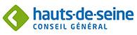 logo conseil général des Hauts-de-Seine